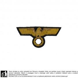 Vyšívaná orlice na brigadýrku pro generály WH