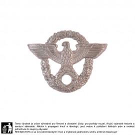 Odznak Ordnungspolizei na brigadýrku