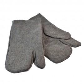 Zimní vlněné rukavice
