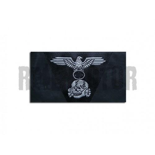 W-SS Označení na čepici M43 BEVO