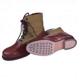Německá vojenská kotníková obuv DAK