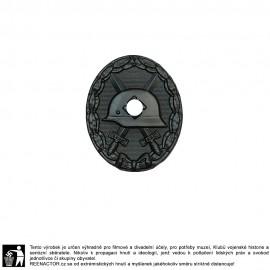 Odznak za zranění černý Verwundeten abzeichen