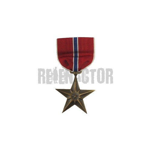 Bronze Star - Bronzová hvězda - vyznamenání