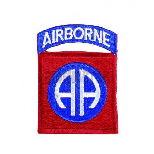 US nášivka 82nd Airborne Division