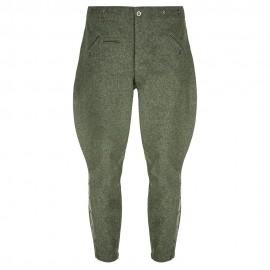 Důstojnické kalhoty - rajtky - vlna - Schuster
