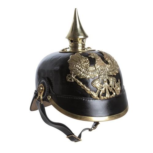 Pickelhaube - pruská helma