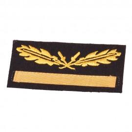 W-SS rukávová hodnost Brigadeführer/General-Major
