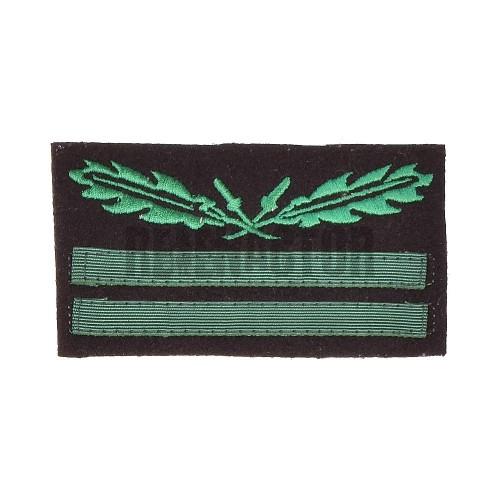 WH/W-SS rukávová hodnost Oberleutnant / Ostuf.