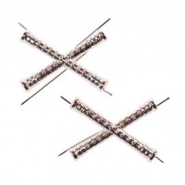 Maršálské hole - odznaky na nárameníky pro polní maršály WH