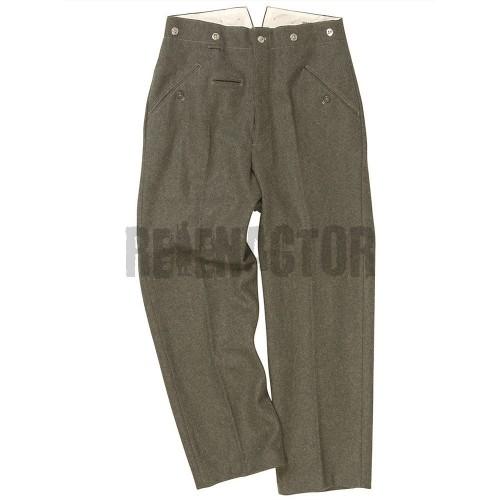 Kalhoty M40 Feldhose - vlna