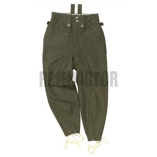 Kalhoty M43 Feldhose - vlna