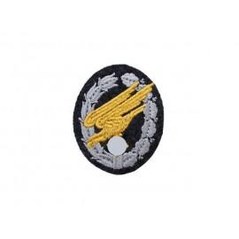 WL Fallschirmschützenabzeichen der Luftwaffe vyšívaný