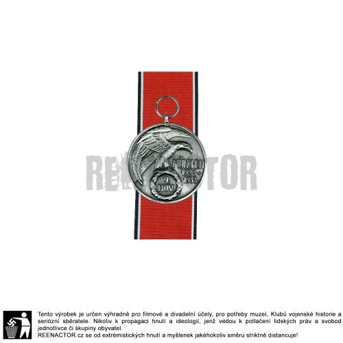 Řád krve - Medaille zur Erinnerung an den 9. November 1923 - Blutorden