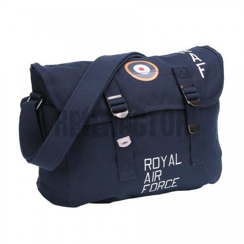 Plátěná brašna přes rameno - RAF