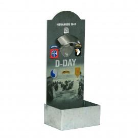 Nástěnný otvírák na láhve D-Day 1944