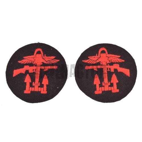 Rukávový emblém Commando