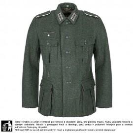 WH Feldbluse 1940 - kompletně ošité pro mužstvo a poddůstojníky