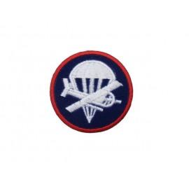US nášivka na Garrison cap pro důstojníky - Airborne Infantry