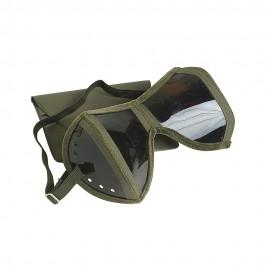 Protiprachové brýle BW - zatmavené