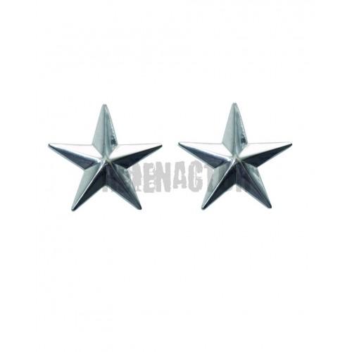 US hodnostní hvězdy stříbrné