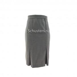 Vlněná sukně německého ženského pomocného sboru - Nachrichtenhelferinnen des Heeres - Schuster