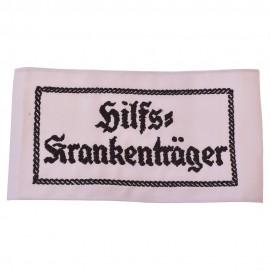Rukávová páska pro pomocné nosiče raněných - Hilfskrankenträger