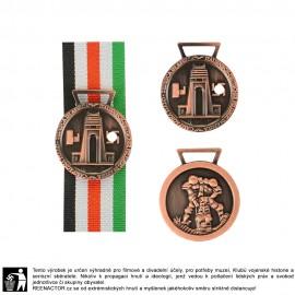 Medaile za italsko-německé polní tažení v Africe