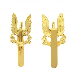 Britský odznak na baret SAS