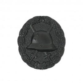 Německý prvoválečný odznak za zranění - černý