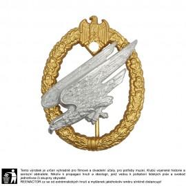 Odznak výsadkáře pozemního vojska - Fallschirmschützenabzeichen des Heeres