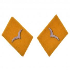WL límcové výložky pro piloty a létající personál v hodnostech Flieger a Unteroffizier