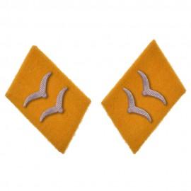 WL límcové výložky pro piloty a létající personál v hodnostech Gefreiter a Unterfeldwebel