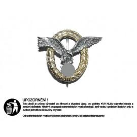 WL - Společný odznak pro piloty a pozorovatele