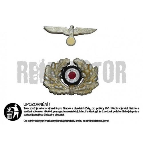 WH odznaky na brigadýrku