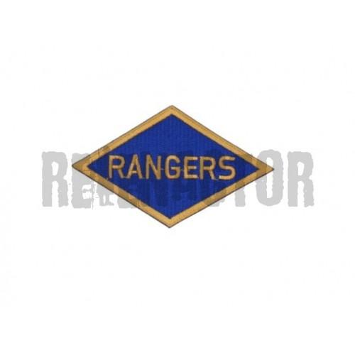 US kvalifikační nášivka Ranger