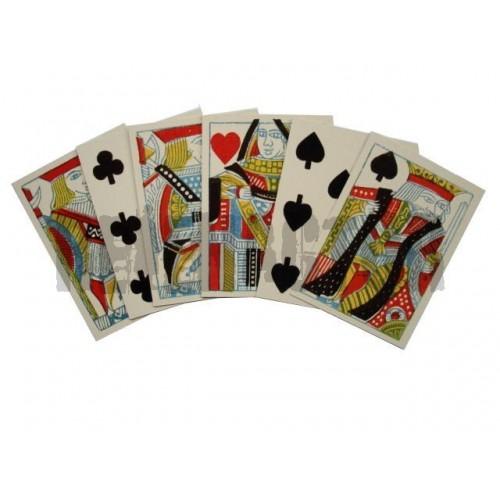 Pokrové karty 1864