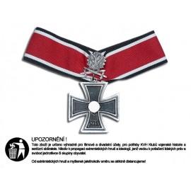 Rytířský kříž  Železného kříže 1939 s dubovými ratolestmi a meči