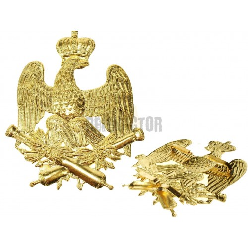 Odznak gardového dělostřelectva - artilleur de la garde
