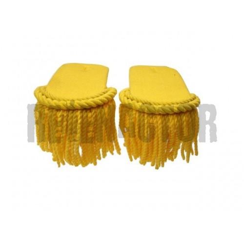 Francouzské epolety žluté