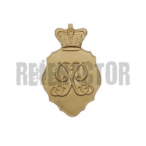Britský odznak na čepici 1812