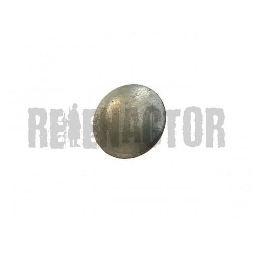 Knoflík kovový klenutý - Ø 18 n. 23 mm