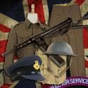 Anglie 1938-1945