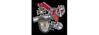 Vyznamenání a odznaky - Německo 1933-45