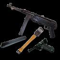 Makety zbraní - Německo 1933-45