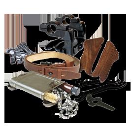 Příslušenství ke zbraním - Německo 1933-45