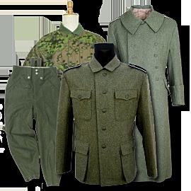 Uniformy Německo 1933-45