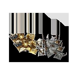Kovové hodnostní označení SS