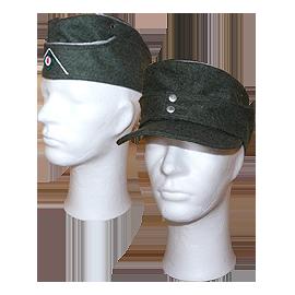 Čepice a lodičky - Německo 1933-45