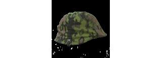 Maskovací potahy na helmy - Německo 1933-45