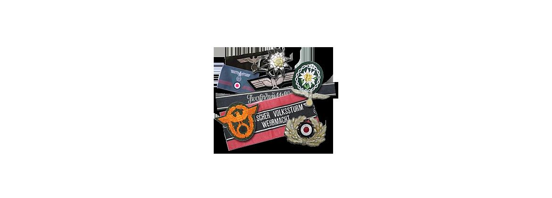 Insignie - Německo 1933-45